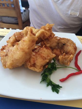 Mar Adentro restaurant: Excelentes platos ! Grandes y ricos ! Super recomendado !!