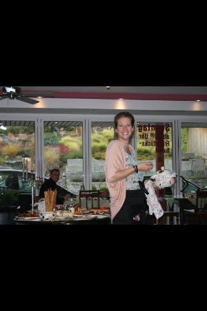 Wald-Michelbach, Alemania: Silke Rose in Ihrem Element