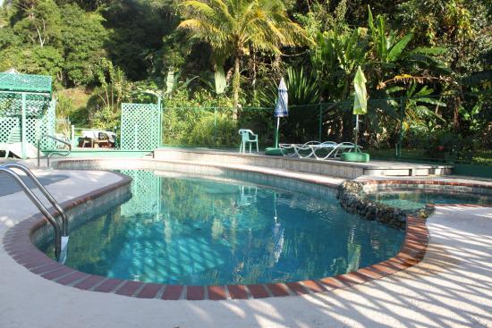 TJ Ranch: Pool