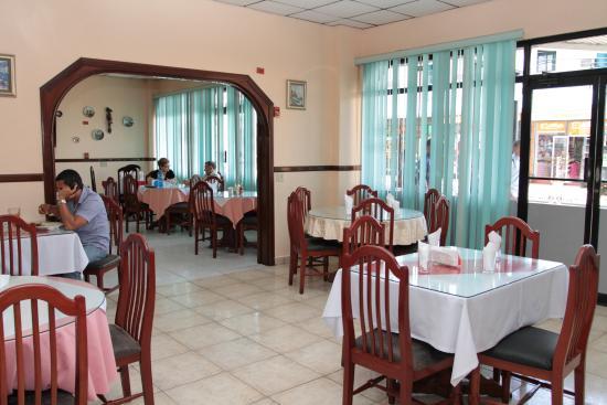 Hotel Alcala: Restaurante/Restaurant