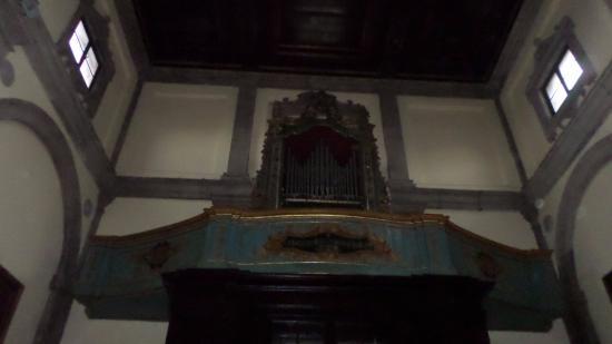 Baschi, Italy: Organo