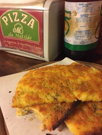 Pizzeria da Matilde : Torta eccezzionale