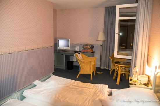 Berne, Deutschland: Zimmer