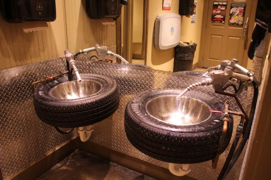 Ford  39 s Garage  Bathroom Sinks. Bathroom Sinks   Picture of Ford  39 s Garage  Fort Myers   TripAdvisor