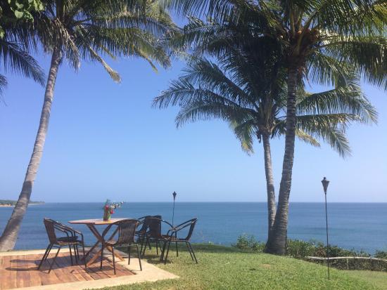 Hotel Villa Romana: restaurant view