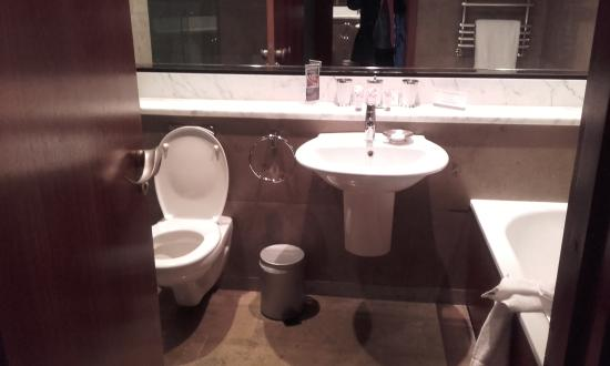Bathroom Sinks Galway bathroom - picture of the g hotel & spa galway, galway - tripadvisor