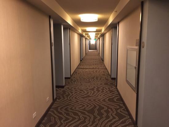 Hyatt Place Waikiki Beach: Hallway