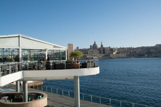 bild von the terrace restaurant sliema