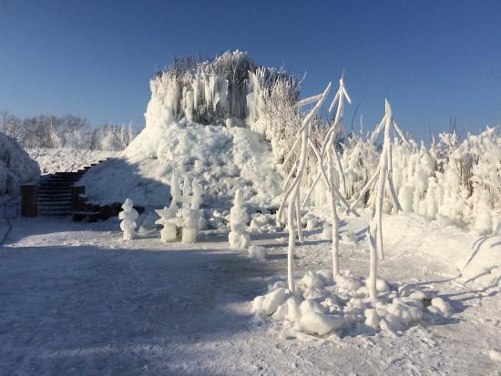 Kamenny Ostrov Miniature Park