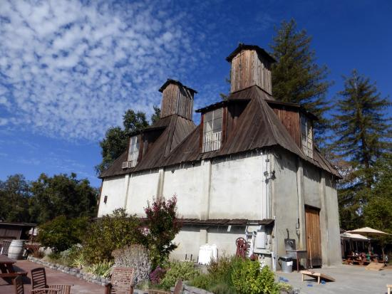 Forestville, CA: The old house