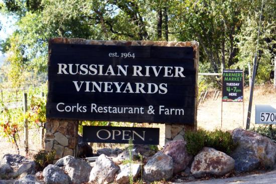 Forestville, CA: Signpost