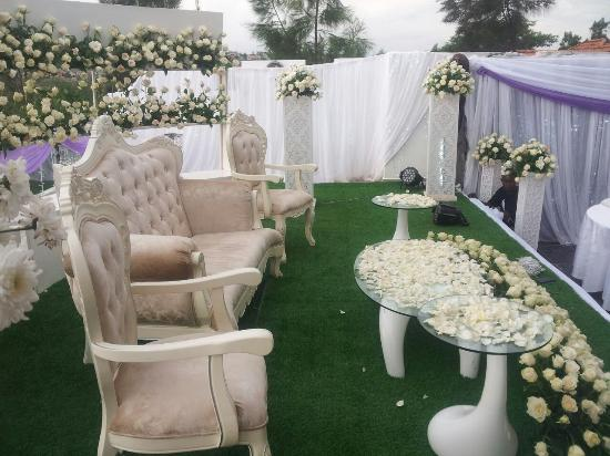 Wedding decoration kigali gallery wedding dress decoration and wedding picture of the manor hotel kigali tripadvisor the manor hotel wedding junglespirit gallery junglespirit Gallery