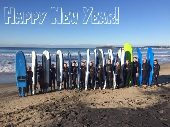 Sea, Surf & Fun: UAOC NY eve trip 2015