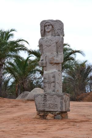 Sao Jose Do Belmonte, PE: Pedra de Reino