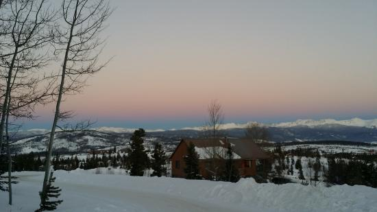 Granby, CO: sunset2