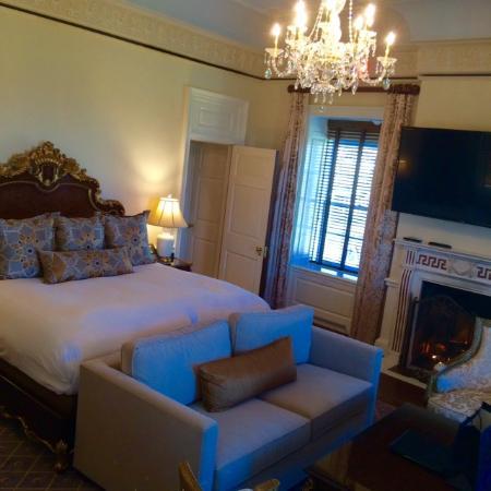 Albemarle Estate At Trump Winery: Jefferson Grand Suite