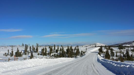 Snow Mountain Ranch: SMR entrance