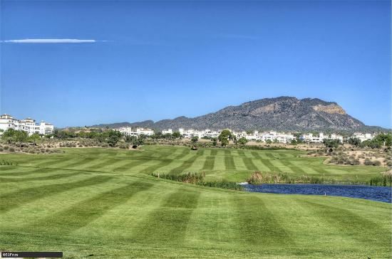 Sucina, Spain: Golf fairway