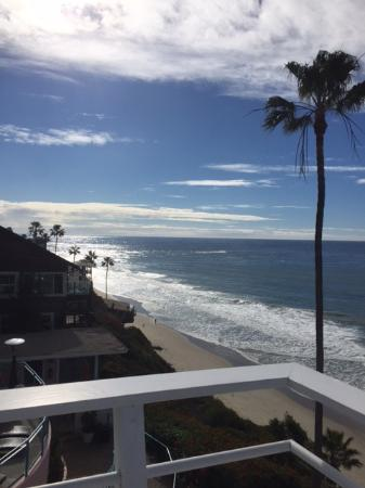 Laguna Riviera Beach Resort: view from room 508