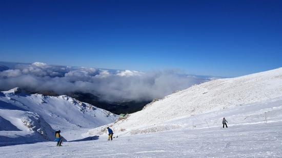 Ski Center Helmos