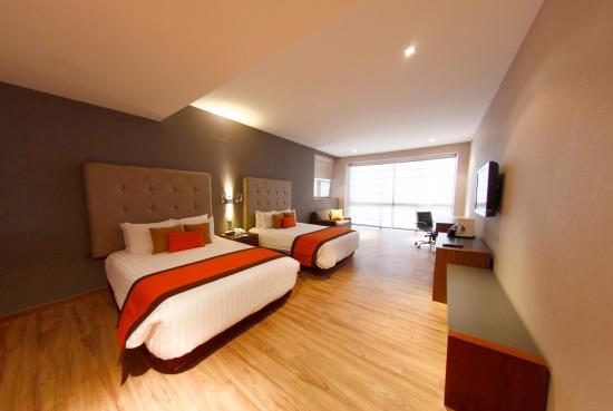 Hotel El Diplomatico: jr suite
