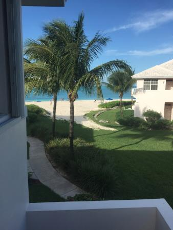 Bahama Beach Club: view from our suite