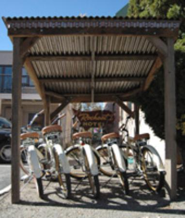 The Leland House Bed & Breakfast Suites Durango: Cruiser Bikes available for Guests