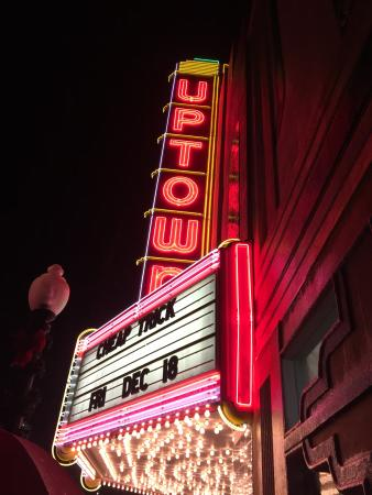 The Uptown Theatre : Uptown Theatre, Napa, Dec '15