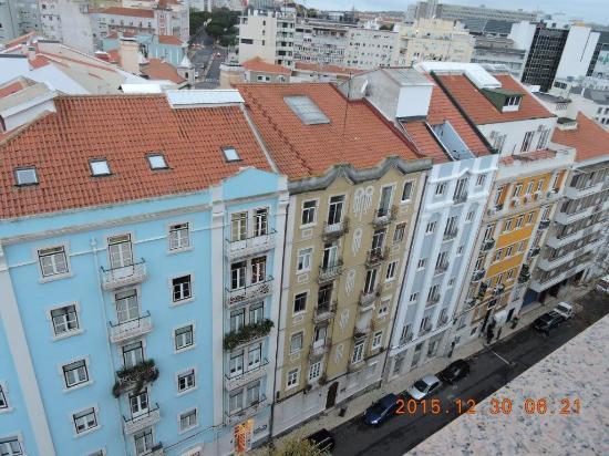 Vista picture of hotel real parque lisbon tripadvisor - Hotel parque real ...