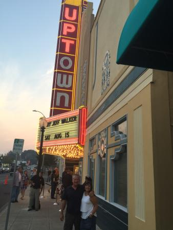 The Uptown Theatre : Uptown Theatre, Napa, Aug '15