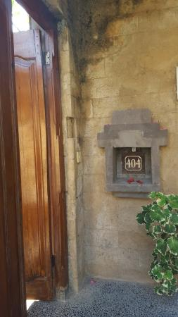 Sekar Nusa Villas: Eingang zu einer der Villen