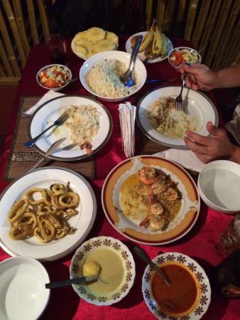 Abendessen für zwei