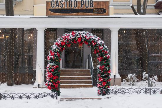 Gastro Pub Fishka