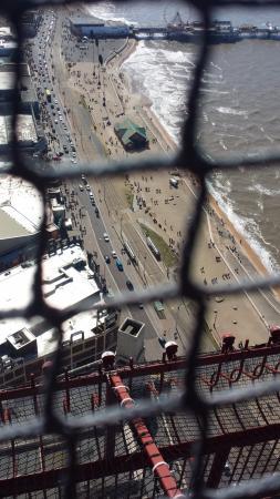 La torre y el circo de Blackpool: Another view.