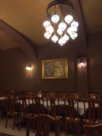 Restaurant Hafes: Restaurant