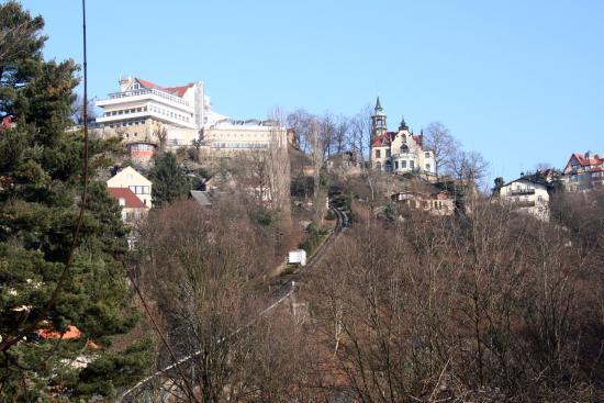 Standseilbahn Dresden 4