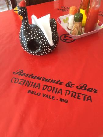 Cozinha Dona Preta