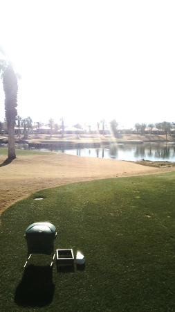 PGA West Jack Nicklaus Tournament Course : パー3 PGA West Jack Nicklaus