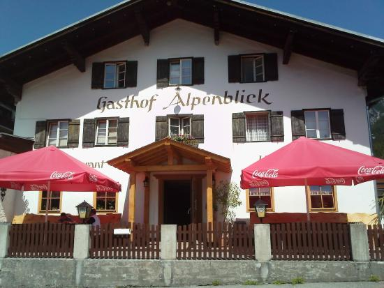 Hotel Post Lechtal Bach