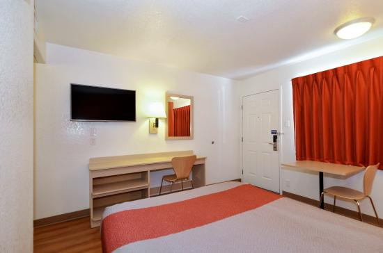 Motel 6 Big Bear: Guest Room