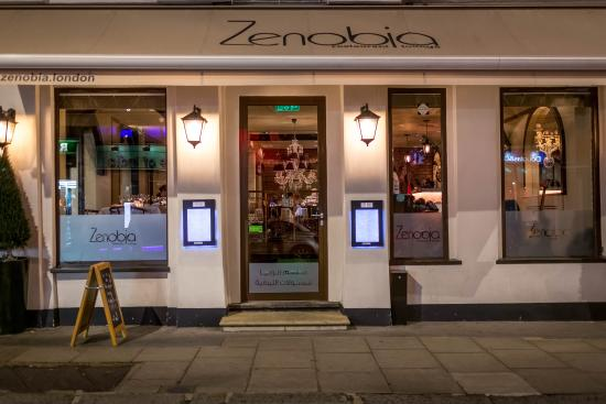 Zenobia Restaurant