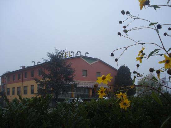 Pralormo, Italien: vista de longe