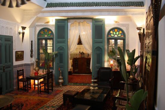 Ryad Dar Al Meknassia