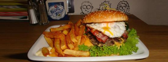 7th Heaven Burger