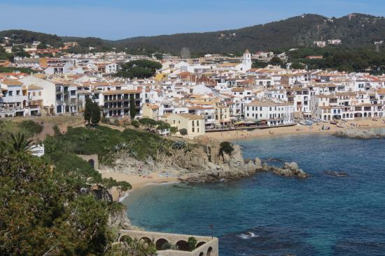 Calella De Palafrugell Hotel Sant Roc