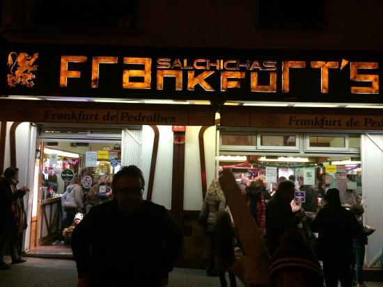 Barcelona Frankfurt