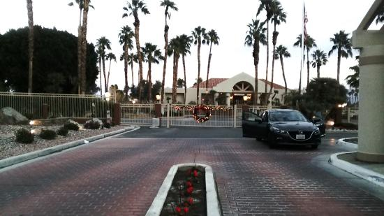Desert Breezes Resort: ゲート デザート ブリーズ