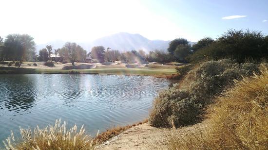 La Quinta-Norman Course: 池越えの -Norman Course