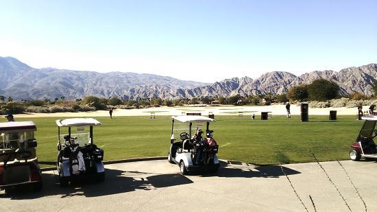 La Quinta-Norman Course: ドライビングレンジ -Norman Course