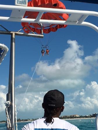 Sky Pilot Parasailing: Great fun!